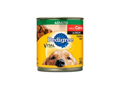 Pedigree-Carne-Lata